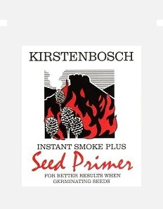 Kirstenbosch Instant Smoke Plus Seed Primer  / 1 Seed Primer Paper Disc