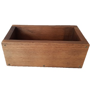 Oak Windowsill Box