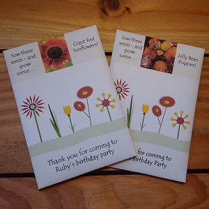 Party Favour Seeds